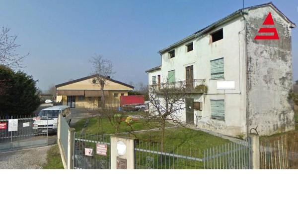 Cartigliano:Terreno + Capannone + Rustico