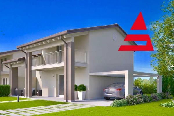 Nuova villa indipendente con 3.200mq giardino