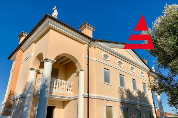 Bifamiliare a Belvedere stile Palladiano