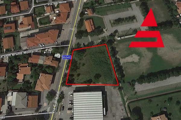 Terreno edificable in centro a Rosà